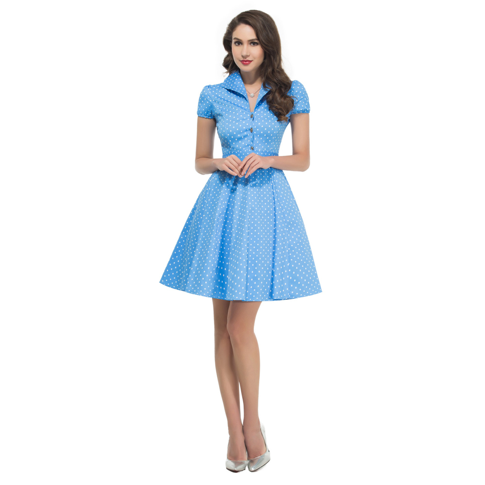 Retro Clothing For Women 50s