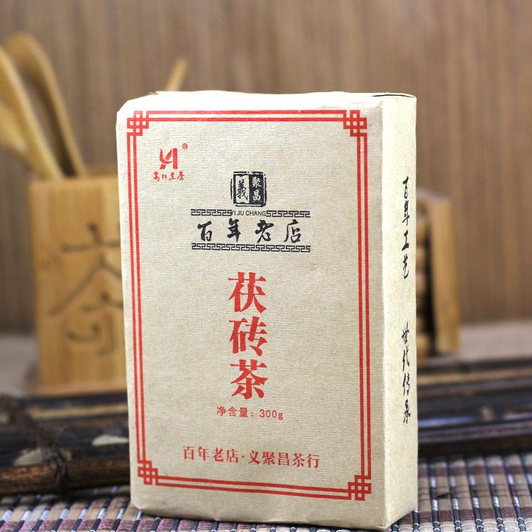 Poly Chang Yi Anhua black tea hand built Fu brick Golden Care black tea black tea 300 g super cost-effective black tea Jinhua<br><br>Aliexpress