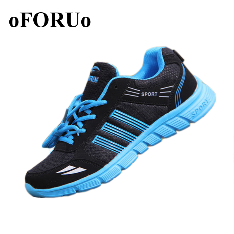 Men Running shoes 2016 New Light Mesh Sport Shoes man Comfortable Breathable Fashion men Sneakers Run shoe trainers cheap(China (Mainland))