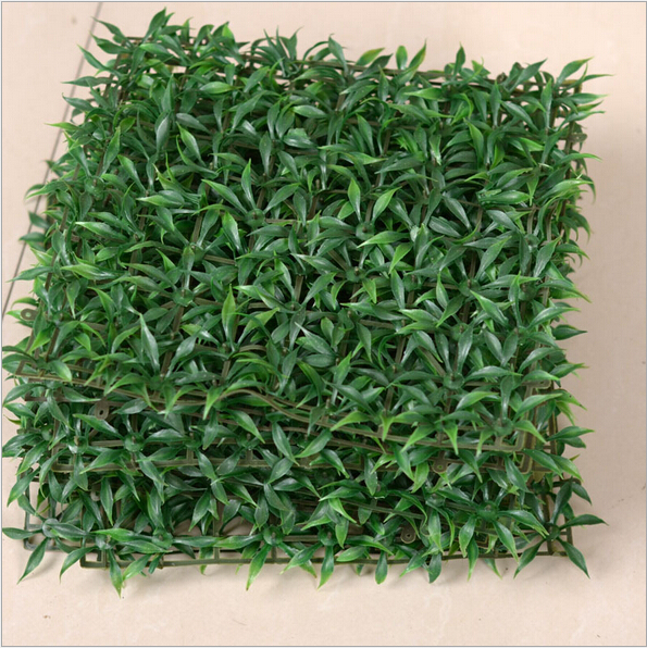 Fake artificial lawn turf plants home decor artificial for Artificial grass decoration