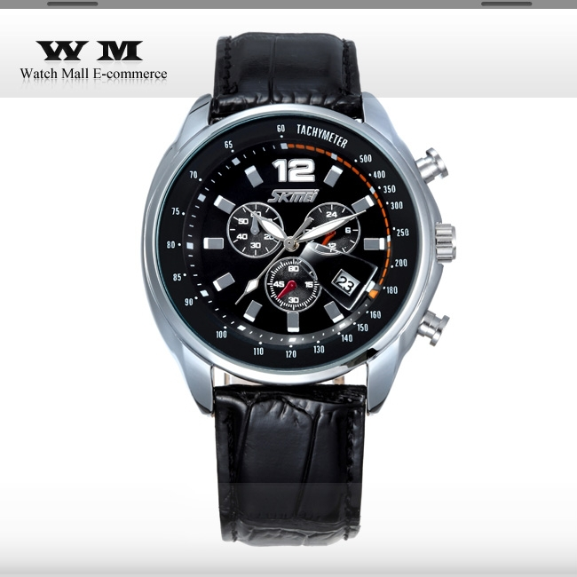 New US fashion cool moment the hand analog electronic watches for men ...