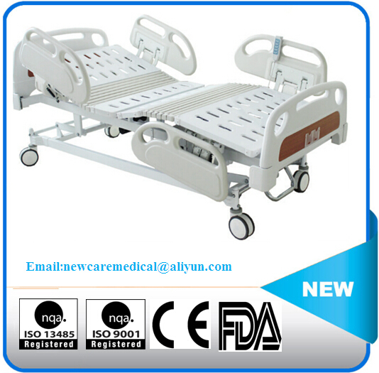 Electric Five function bed with CPR(China (Mainland))