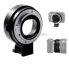 New Coming PRO Rings Adapter Lens Mount Adapter for all EF/EFS lens adapter to EOS M camera