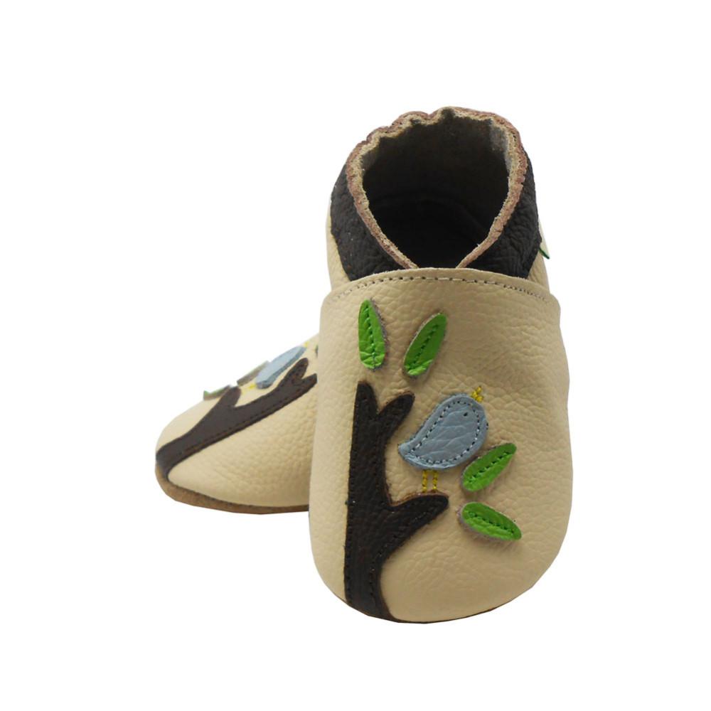 Sayoyo Натуральная Кожа Детские Мокасины Мягкой Подошве Девочка Обуви Мальчик Новорожденных Младенческой Малыша Детская Кровать В Обуви Предварительно ходок Бесплатная доставка