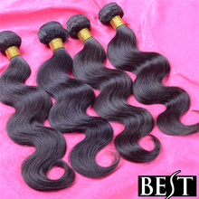 6A Unprocessed Brazillian Virgin Hair Body Wave 4 Bundles 8inch-30inch Mocha Hair Brazilian Body Wave Human Hair Free Shipping(China (Mainland))