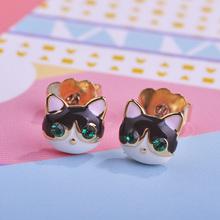 Cute Cat Snout Earrings