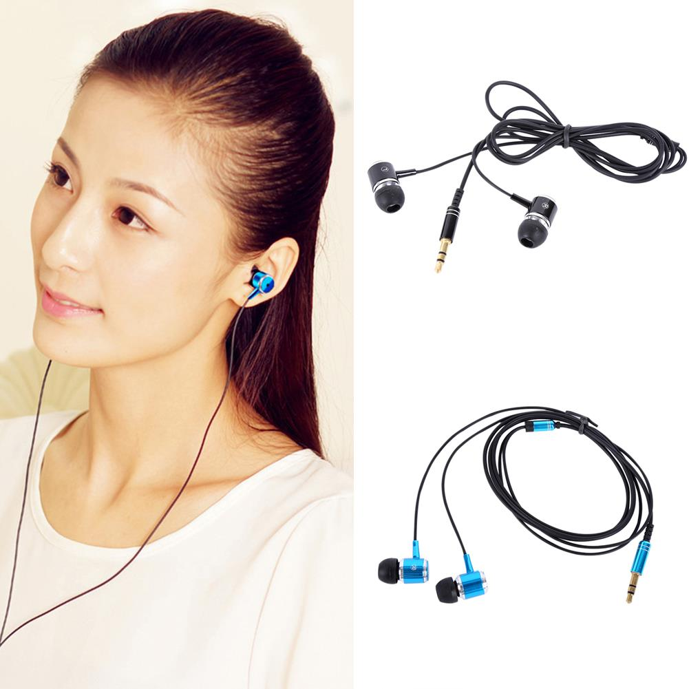 3.5mm Earphones In-Ear For IPhone 5 5S 6 Samsung Xiaomi MP3 MP4 Hot Sale(China (Mainland))