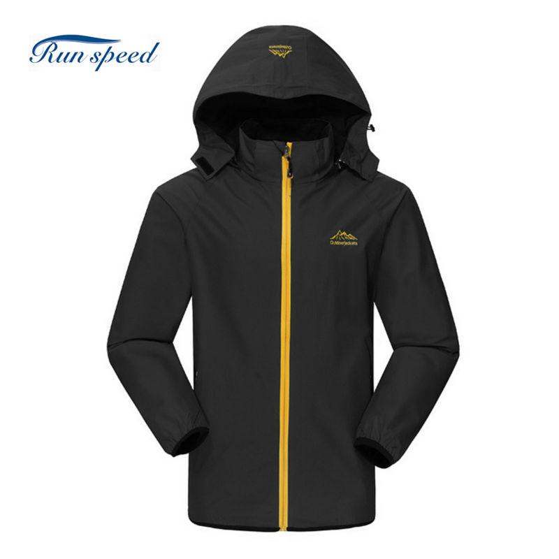 New Casual Windbreaker Jacket Men's Hiking Outdoor Jacket Waterproof Windproof Softshell Jacket Outdoor Sports Coat MCY007
