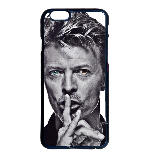 Popular Singer David Bowie Shell Housing Case Cover for LG G2 G3 G4 iPhone 4 4S 5 5S 5C 6 6S Plus iPod Touch 4 5 6(China (Mainland))
