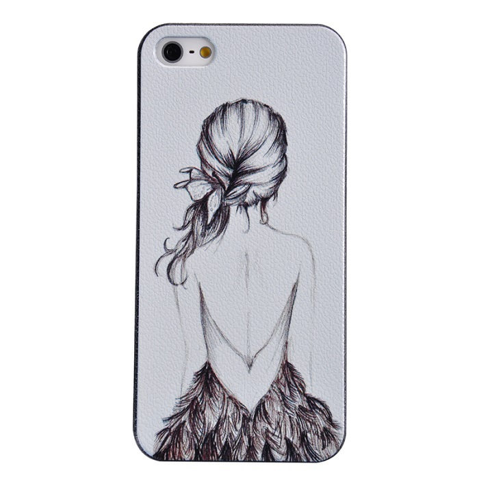 YuJing Hot Selling Fashion Colorful Styles Hard Back Case iPhone4 4s 5 5s 5c ,without Retail Box - Shenzhen OEM CASE Co., Ltd store