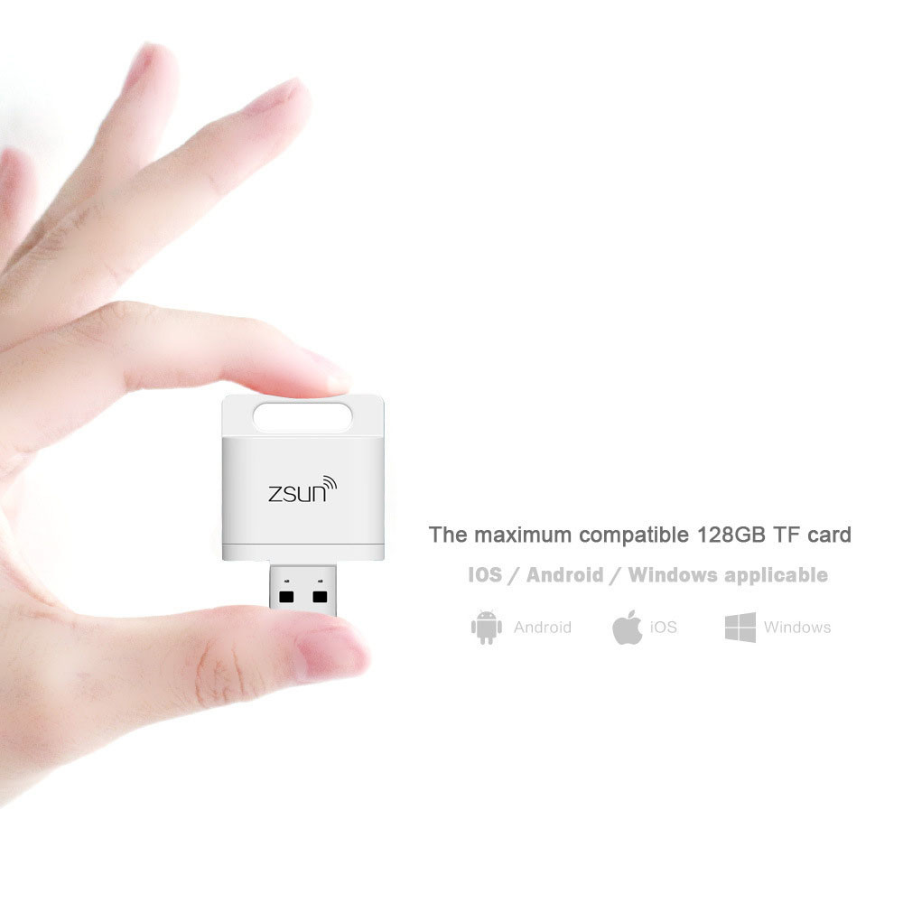 High Speed 5Gbps USB 3.0 WiFi Wireless Smart Card Reader 2016 USB Card Reader Free Shipping &Wholesale(China (Mainland))