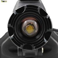 umiwe 800lm 3 x cree xm-l t6 3 режим масштабирования фокус прохладный белый светодиодные фары фары
