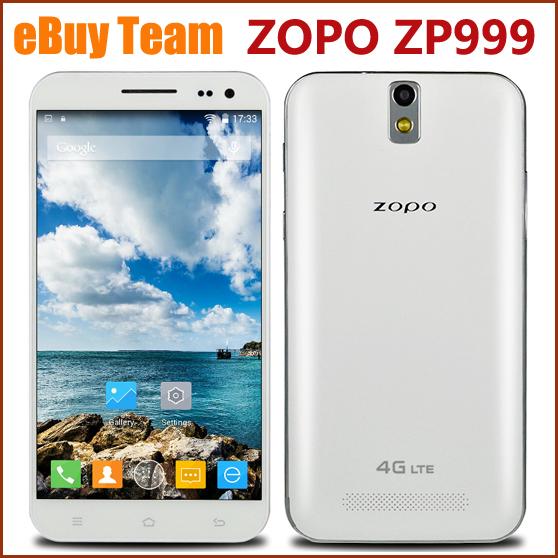 "Original ZOPO ZP999 / ZP3X 3X 1920x1080 5.5"" FDD LTE MTK6595M Octa Core 3GB + 32GB 5.0MP 14MP Android 4.4 Phone Mobile Phones(China (Mainland))"