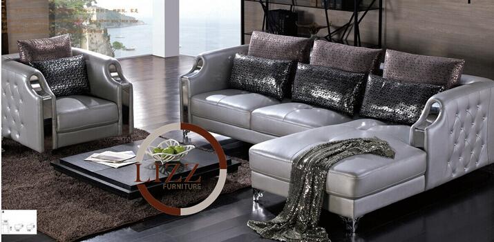 Aliexpresscom Buy Lizz living room Furniture L Shape  : Lizz living room Furniture L Shape Leather Sofa in Bangladesh Price from www.aliexpress.com size 715 x 351 jpeg 341kB
