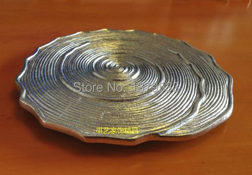 Fashion cast aluminum trivet crafts style teapot heat insulation pad pot holder dining table tea set home decoration(China (Mainland))