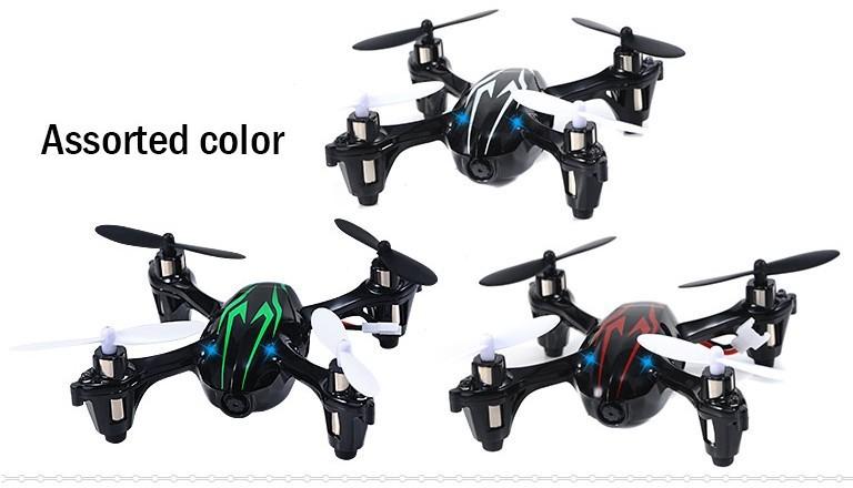 Детский вертолет на радиоуправление Fly Drones 0.3MP X 6 RC VS Hubsan X 4 H107C 4/2.4 G RC TRC-291990