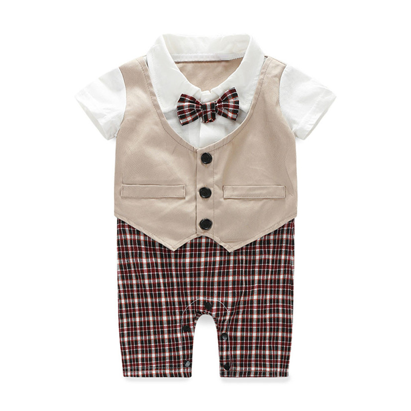 Delicate 2016 kids clothes boys clothes sets Baby Boy