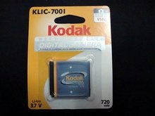 Shippig + 1 шт. KLIC-7001 KLIC 7001 K7001 аккумулятор для M341 M340 M320 M1073 Kodak KLIC-7001