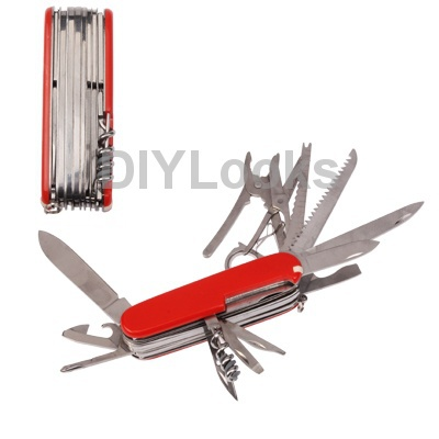 15 in 1 Stainless Steel Multi-function Folding Multitool Repairing Hand Tool Plier Pliers for Outdoor(China (Mainland))
