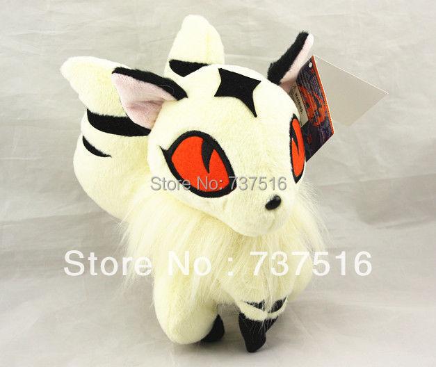"InuYasha Kirara Stuffed Animal Character Plush Doll Toy 9"" New with Tag(China (Mainland))"