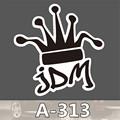 10pcs styling Home decor jdm sticker on auto laptop sticker decal motorcycle fridge skateboard doodle stickers