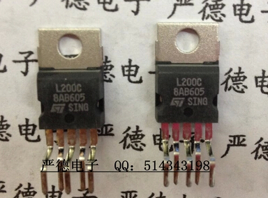 5pcs L200C L200 Adjustable Voltage & Current Regulators(China (Mainland))