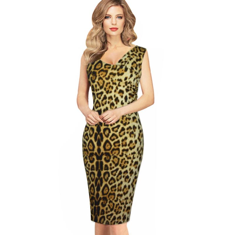 leopard print dress 2016 summer new arrivals fashion