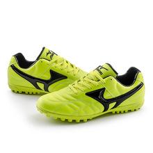 Мужчины футбол сапоги на открытом воздухе футбол шипы футбол обувь FG мальчик дети спорт кроссовки тренеры 33 ~ 44 размер