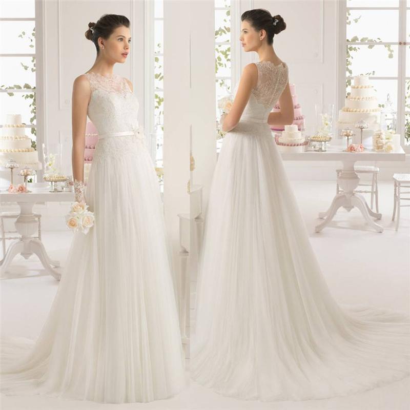 купить Свадебное платье Sarahbridal 2015 , vestido noiva WDa27 недорого