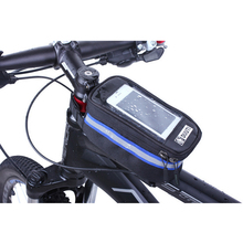Bicycle Bags Waterproof/Reflective Cycling MTB Bike Bag Bicycle Accessories Phone Earphone Case Touchable PVC Screen 5-Colors