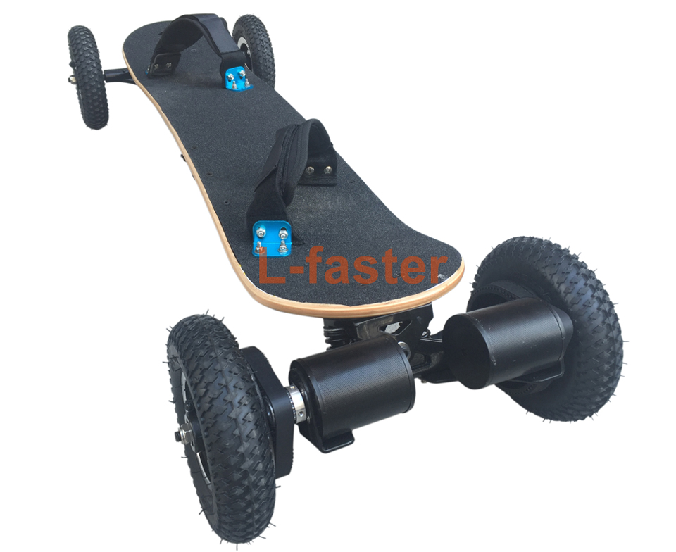 electric off road skateboard belt drive -3-a