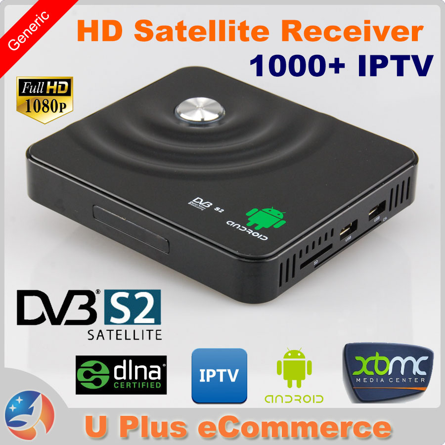 DVB S/S2 Full HD Digital Satellite Receiver MPEG2 MPEG4 H.264 IKS 3G WIFI SD Android IPTV Combo<br><br>Aliexpress