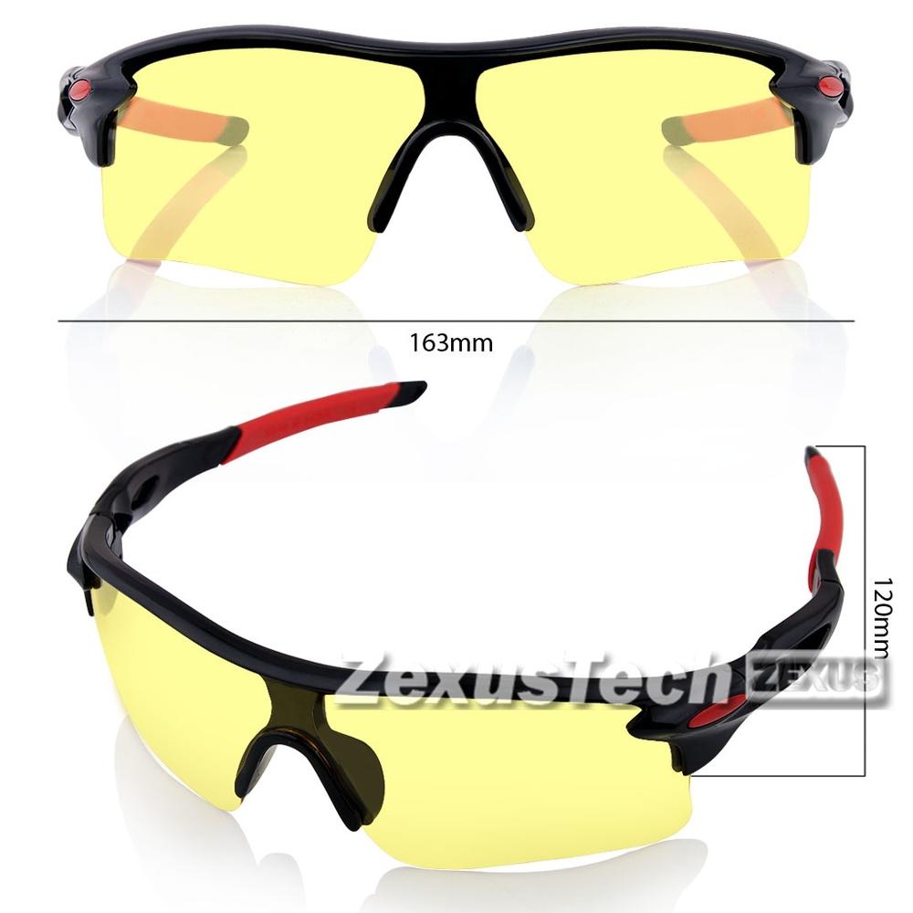 Men Summer Style Cycling Glasses Eyewear Outdoor UV400 Women Mountain