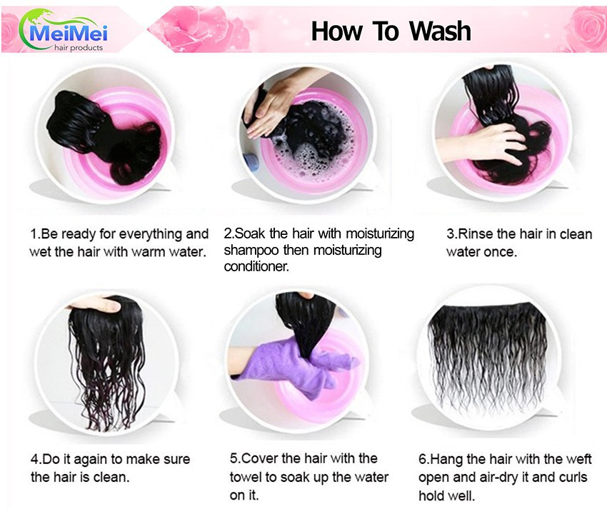 14 Inch Brazilian Loose Wave Virgin Hair 3 Pcs/lot 7A Human Hair Weave Bundles 1B Unprocessed Raw Virgin Hair Loose Wavy