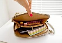 2015 New Mango bags handbags women famous brands hand bag plaid shell shape women messenger bags