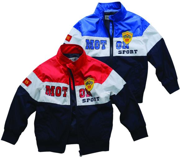 TOKTIC boy children spring jacket long sleeve coats kids outwear jacket boy fashion jacket coat 3