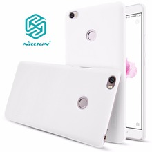 Nillkin frosted case for xiaomi mi max 6.44'' hard plastic back cover mobile case for original xiaomi max pro prime wholesales(China (Mainland))