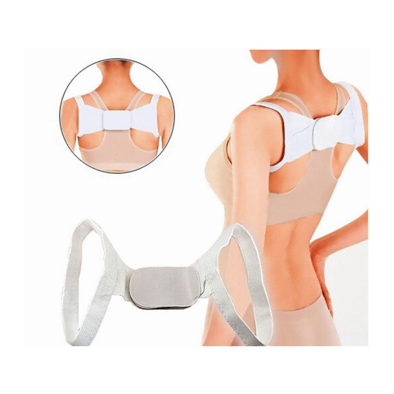New Adult Back Correction Belt Posture Correcting Band Shaping The Perfect Back Curve Hump Corset(China (Mainland))