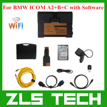 Newest Version 2015.7V for BMW ICOM A2+B+C Diagnostic & Programming Tool with Wifi ICOM A2 with Multi-languages for BMW ICOM(China (Mainland))