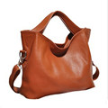 Vintage 100% Guarantee Genuine Leather Women Messenger Bags Small