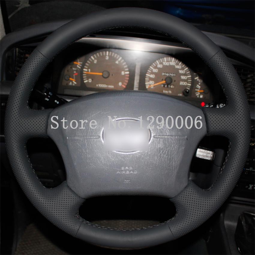 Чехол для руля CPS Toyota Land Cruiser Prado 120 mzorange rear fog light reflector for toyota land cruiser prado 2010 2011 2012 2013 2015 lc150 grj150 rear bumper fog lamp