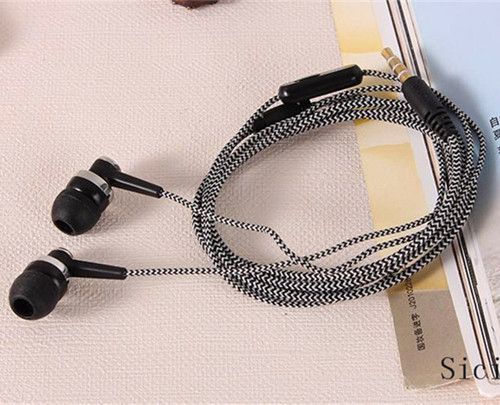 Newest SiciLY 3 5mm Jack Angel Earphones Super bass headset for iPhone 6 6S Samsung S6