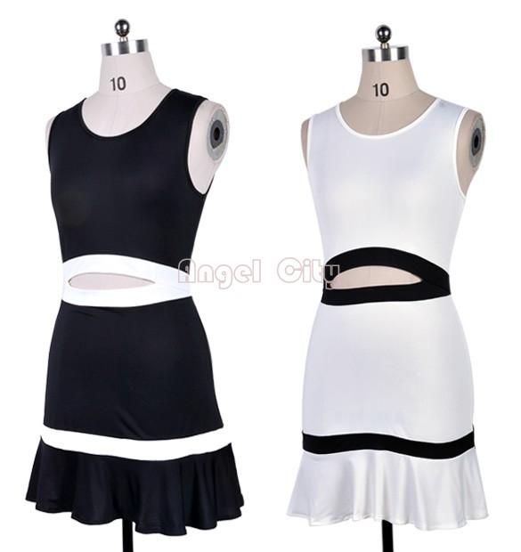 فستان الصيف 2014 زائد حجم النساء الملابس فستان عارضة vestidos الجدة فساتين عبرت أكمام اصطف البسيطة اللباس 22(China (Mainland))