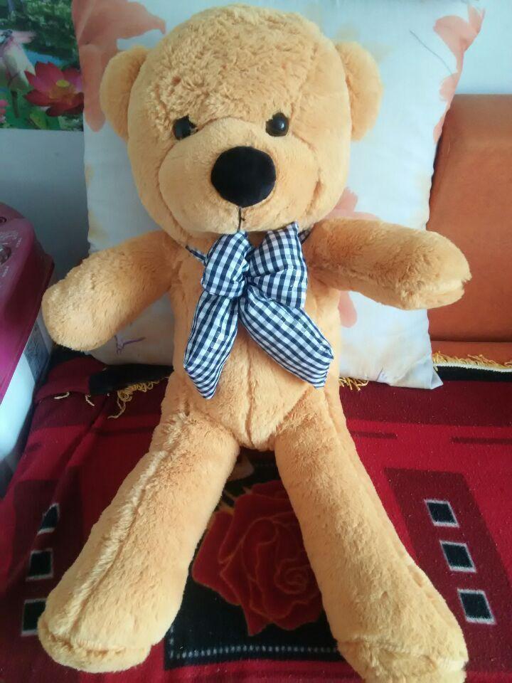 100cm giant teddy bear, big teddy bear, life size teddy bear lovers gift present