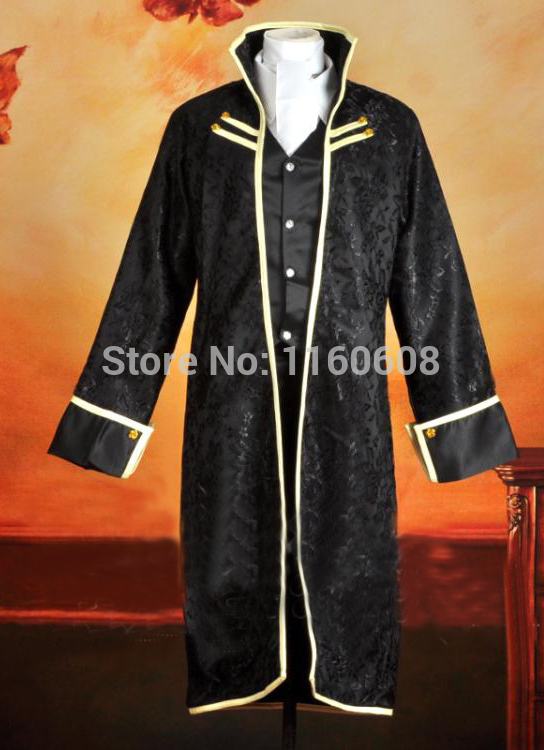 Anime VOCALOID 2 Cosplay Coat Aku no Musume Cosplay Dress CostumeОдежда и ак�е��уары<br><br><br>Aliexpress