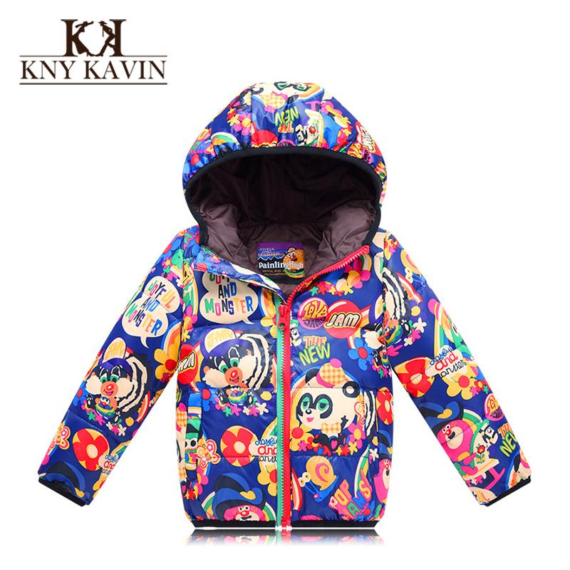 Children Winter Jackets Kids Down Coats New 2015 Baby Boys & Baby Girls Winter Jackets Down Coats Duck down clothing KU749(China (Mainland))