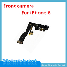 "10 pcs/lot New Best Price 6 6G Front Camera Lens Proximity Light Sensor Flex Cable for iPhone 6 6G 4.7""(China (Mainland))"