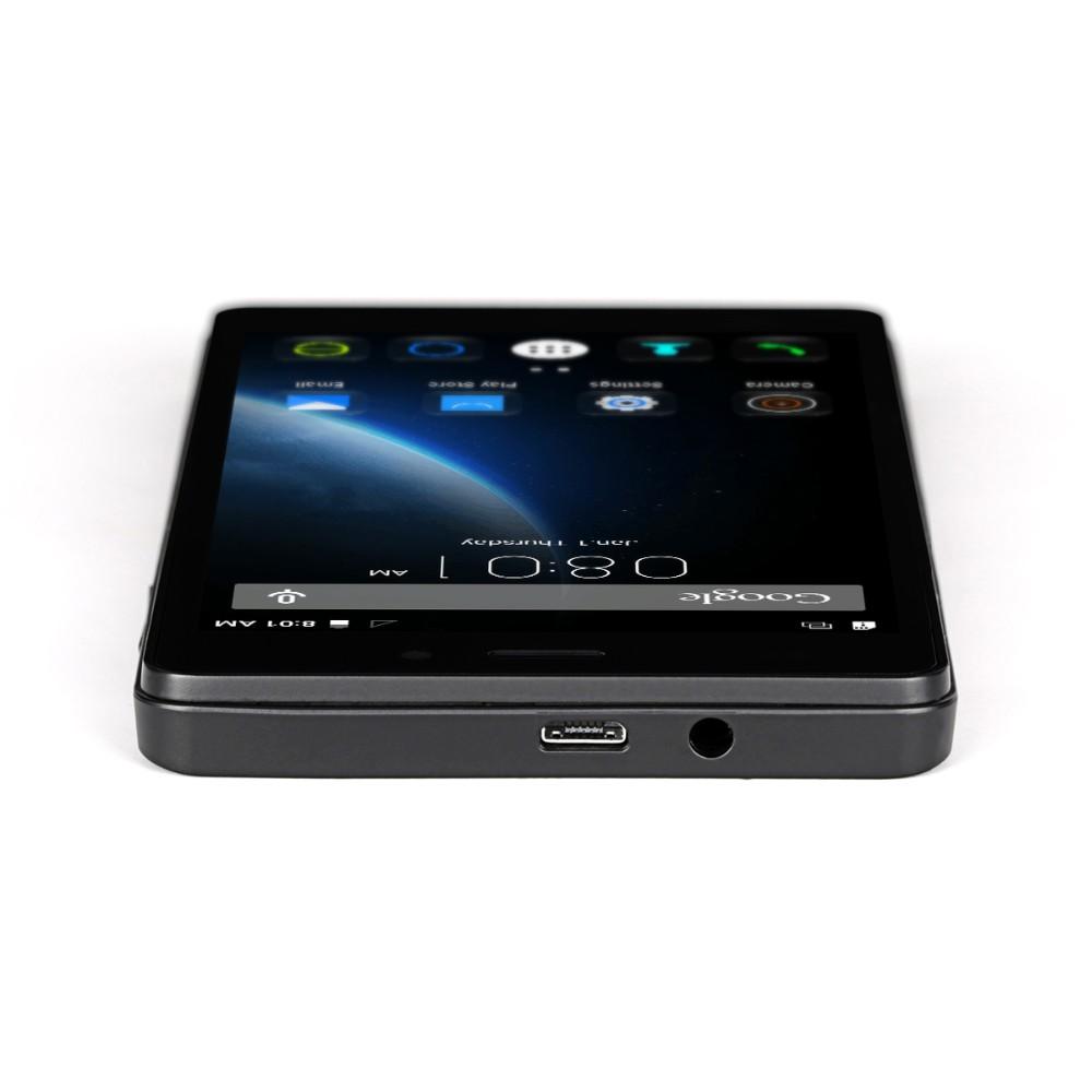 Doogee X5 Pro אנדרואיד 5.1 MTK6735 Quad Core Smartphone 5.0 HD 1280*720 4G ה-Sim כפול המתנה כפולה 2G RAM 16G ROM