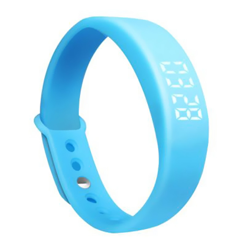 Bluetooth Bracelet W5 Smart Wrist band Sport Watch Pedometer Calory monitor 3D Pedometer Thermometer Silent Vibration For phone(China (Mainland))