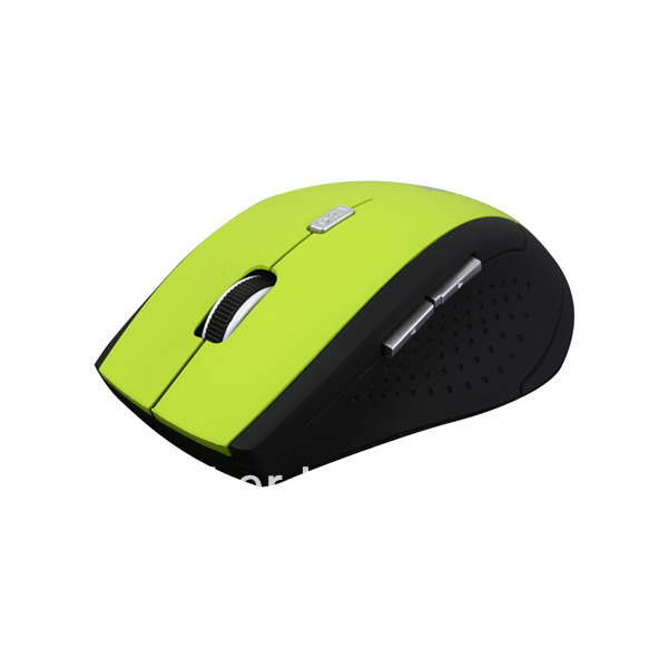 2.4g top 10 wireless mouse with 800dpi